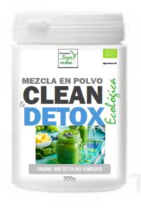MEZCLA EN POLVO ECOLÓGICA CLEAN&DETOX