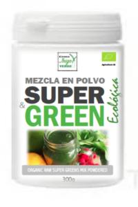 MEZCLA EN POLVO SUPER&GREEN