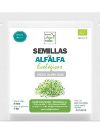 ENVASE DE SEMILLAS DE ALFALFA ECOLÓGICA