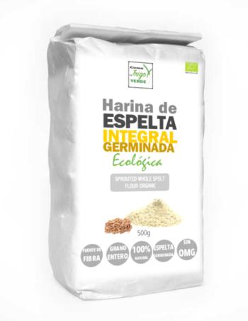 HARINA DE ESPELTA INTEEGRAL ECOLÓGICA