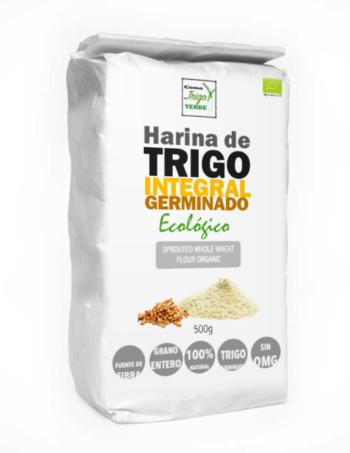 HARINA DE TRIGO INTEGRAL GERMINADO ECOLÓGICO